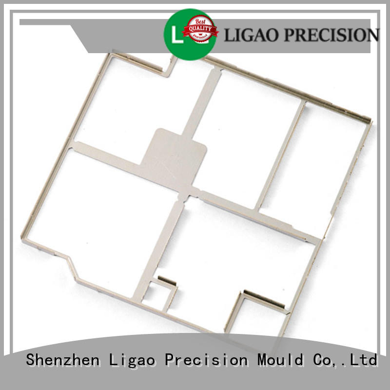 Ligao custom stamping mould with advanced technology for shield case