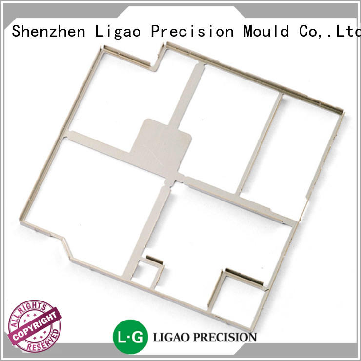 Ligao auto precision metal stamping parts for business for equipment