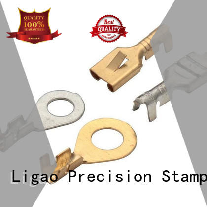 Ligao homeaccessories metal stamping parts Suppliers for shield cap