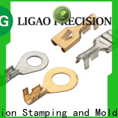 Ligao Best stamping companies Supply for shield cap