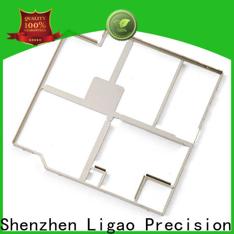 Ligao case precision stamping factory for screening can