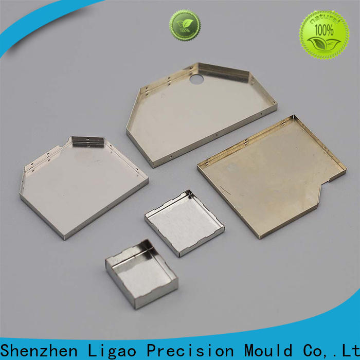 Ligao Latest how to do metal stamping factory for shield cap