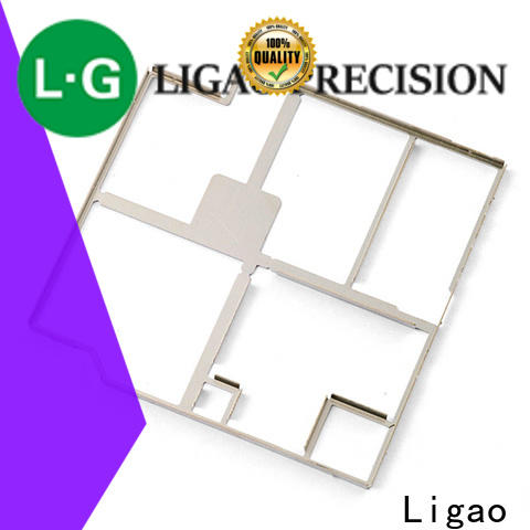 Ligao High-quality stamped steel factory for shield cap