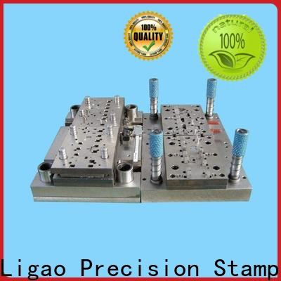 Custom small metal stamping machine drawing Supply for grinding machines