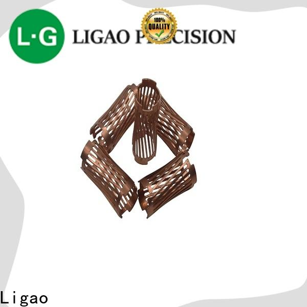 Ligao torsion precision metal stamping company for shield cap