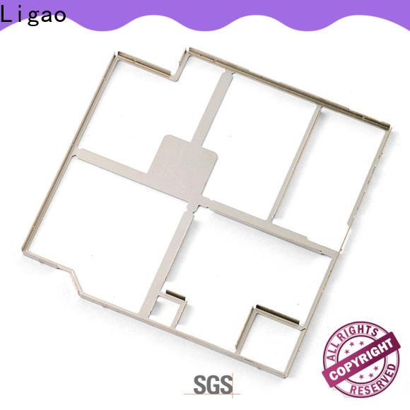 Ligao Custom metal stamping companies Supply for equipment