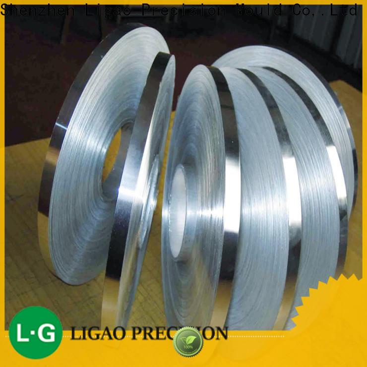 Ligao beryllium metal stamping parts manufacturers Supply for shield cap