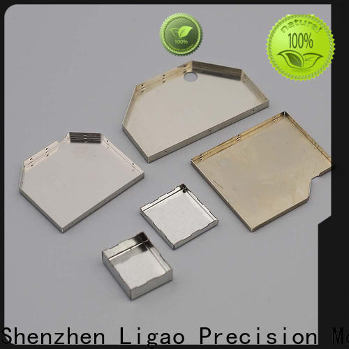 Ligao connector metal stamping die design manufacturers for shield case