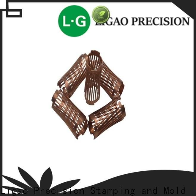 Ligao alloy precision stamping Suppliers for equipment