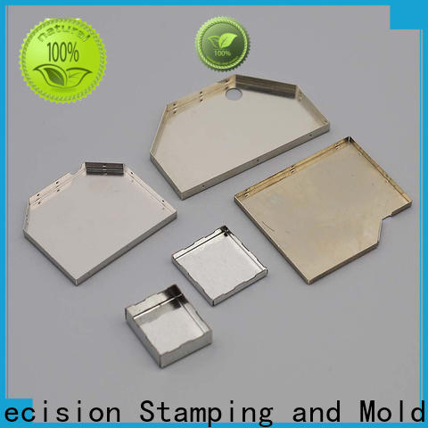 Ligao Wholesale precision metal stamping parts manufacturers for shield cap