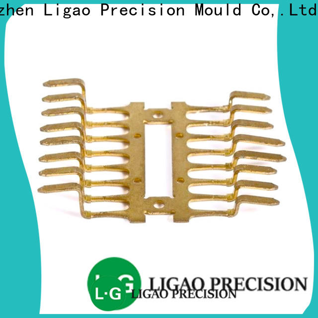 Ligao cover precision metal stamping parts Suppliers for screening can