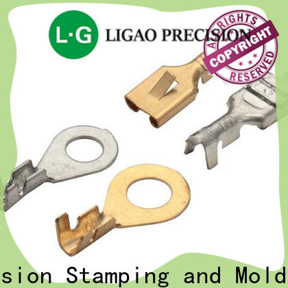 Ligao beryllium custom metal stamping blanks for business for screening can