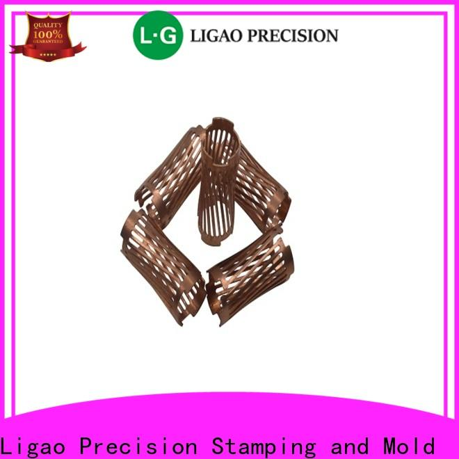 Ligao speed wholesale metal stamping supplies Supply for shield cap