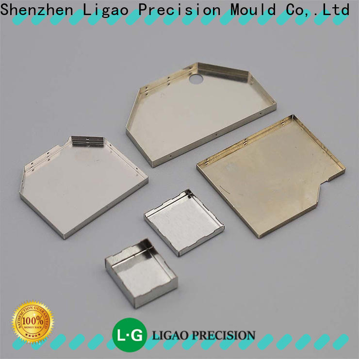 Ligao parts precision stamping manufacturers for shield cap