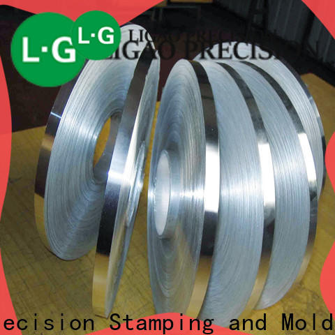 Ligao shrapnel metal stamping techniques Suppliers for shield case