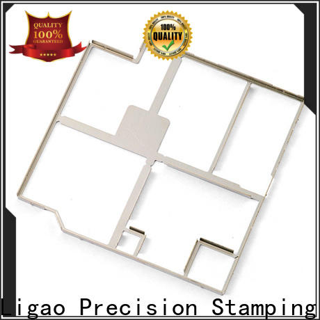 Ligao Latest metal stamping parts manufacturers for shield cap