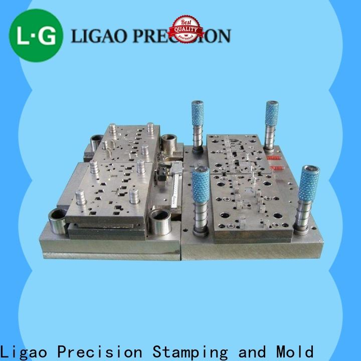 Ligao Top custom metal die for business for CNC machine tools
