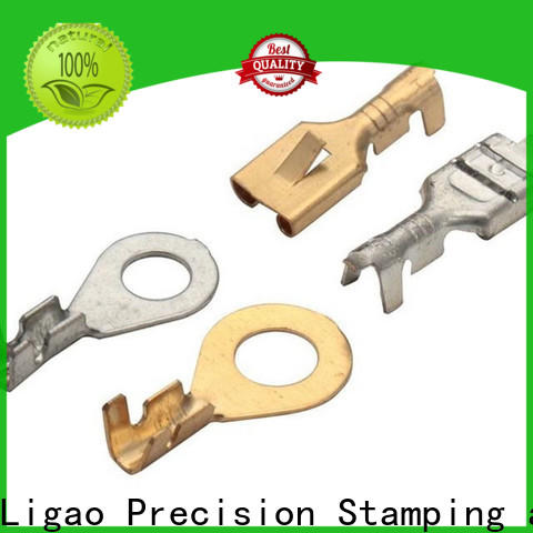 Ligao different stamping parts manufacturer company for screening can