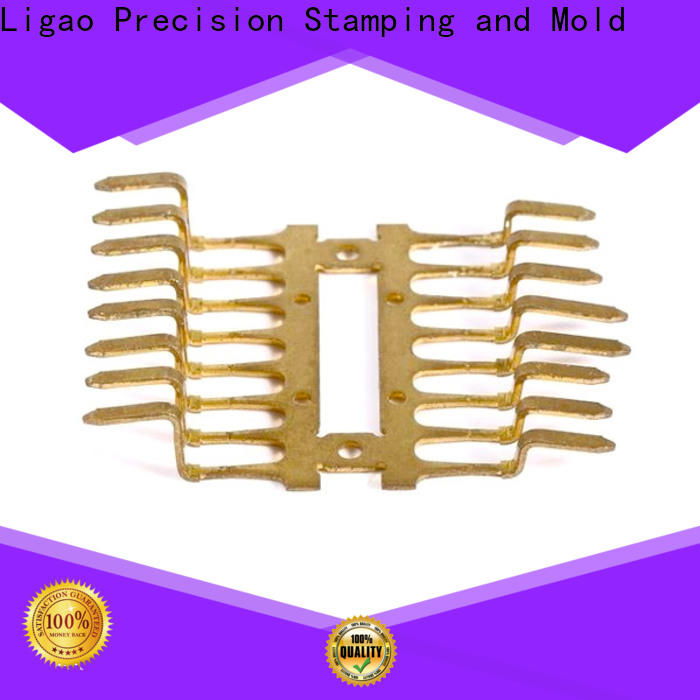 Ligao speed stamped steel company for shield case