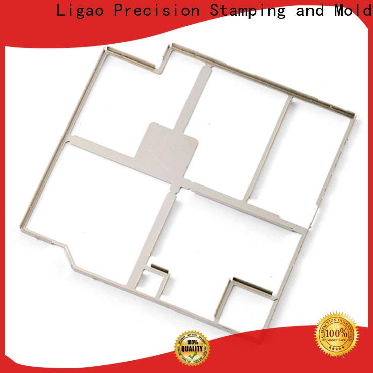 Ligao steel metal stamping die design manufacturers for equipment
