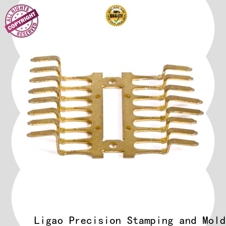 Ligao Wholesale metal stamping plates Suppliers for equipment
