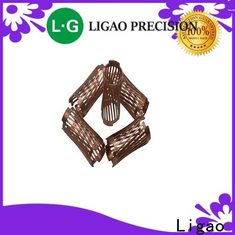 Ligao brass metal stamping service manufacturers for equipment