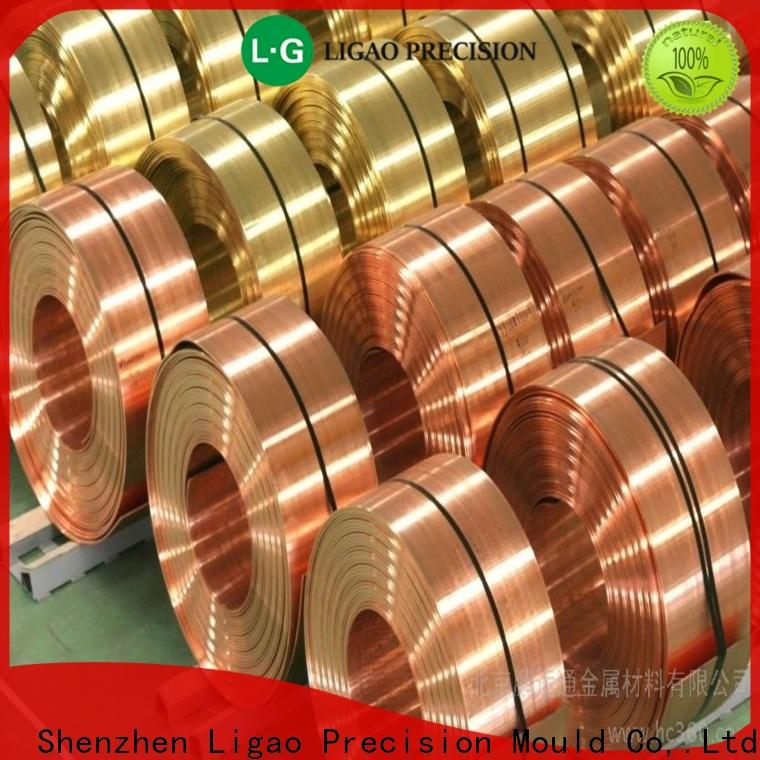 Ligao shell metal stamping parts Supply for screening can