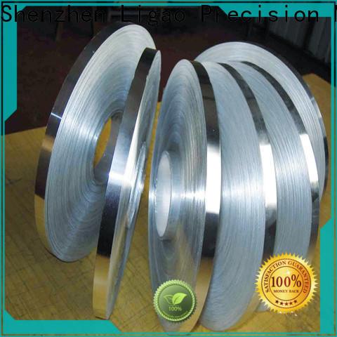 Ligao Top metal pressing companies factory for shield cap
