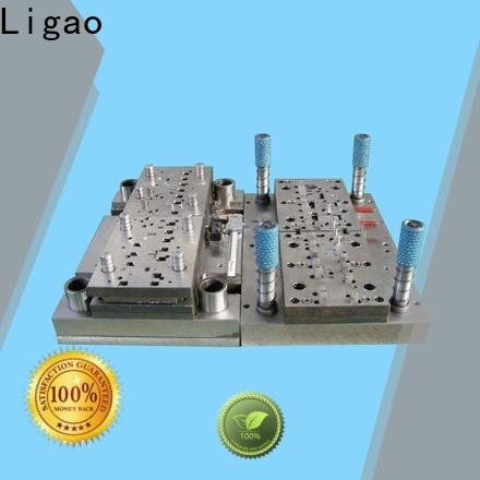 Ligao punching metal stamping industry company for EDM machines
