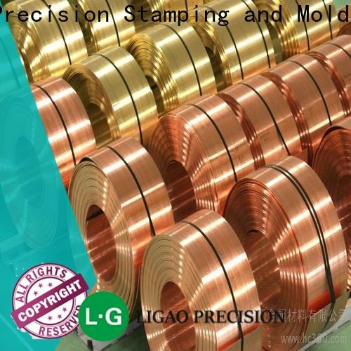 Custom metal pressing process terminal company for equipment