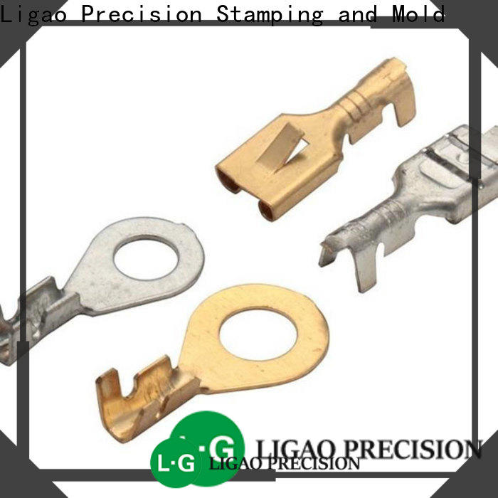 Latest precision metal stamping parts stainless for business for equipment
