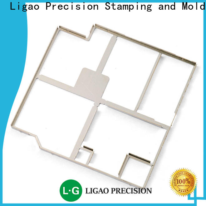 Ligao Best metal stamping plates factory for equipment