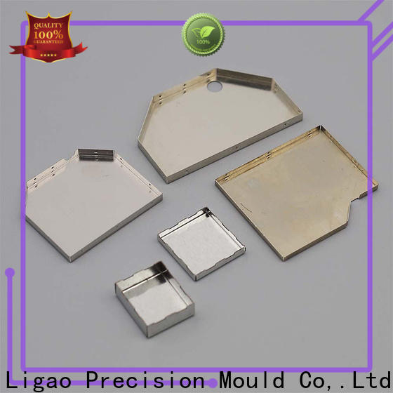 Ligao Best metal pressing process manufacturers for screening can