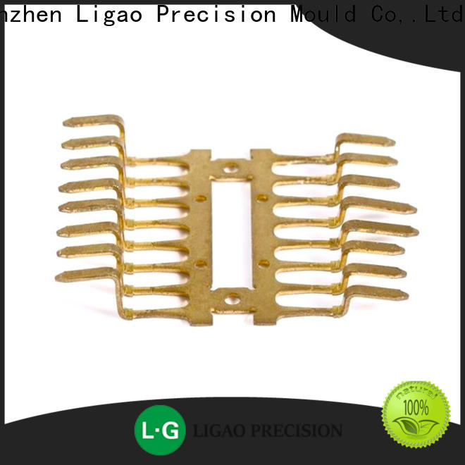 Ligao Wholesale stamping parts manufacturer company for shield case