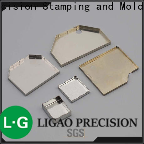 Ligao crafts metal stamping supplies for business for screening can
