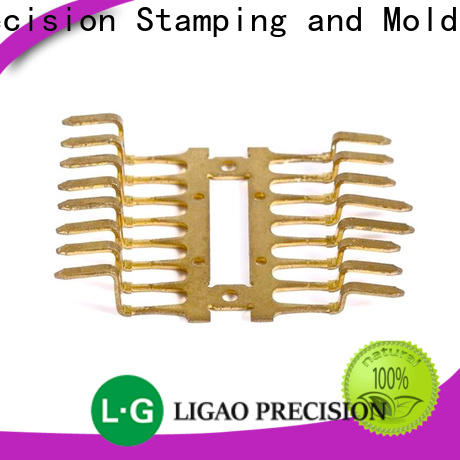 Ligao kinds metal pressing process company for shield case