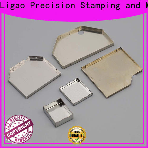 Ligao Top production metal stamping manufacturers for screening can