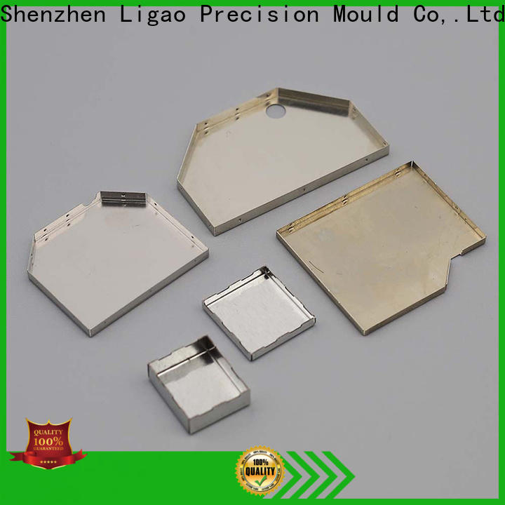 Ligao energy precision metal stamping Suppliers for shield case