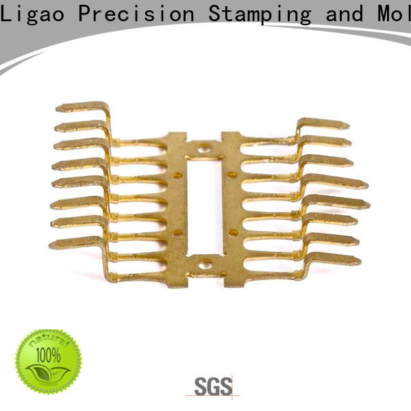 Ligao High-quality metal stamping equipment Supply for shield case