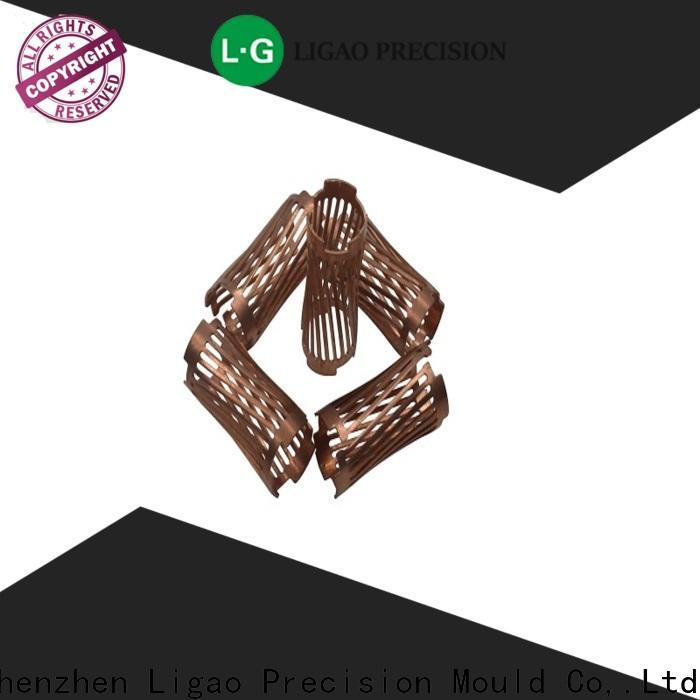 Ligao Custom metal stamping machine manufacturers company for shield cap