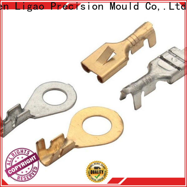 Ligao stainless metal stamping parts manufacturers for business for screening can