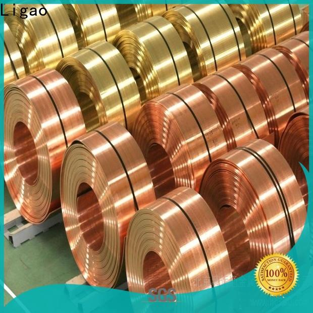 Ligao Best metal stamping manufacturers factory for screening can