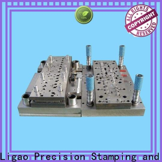 Ligao Custom metal stamping machine manufacturers Suppliers for wire cutting machines