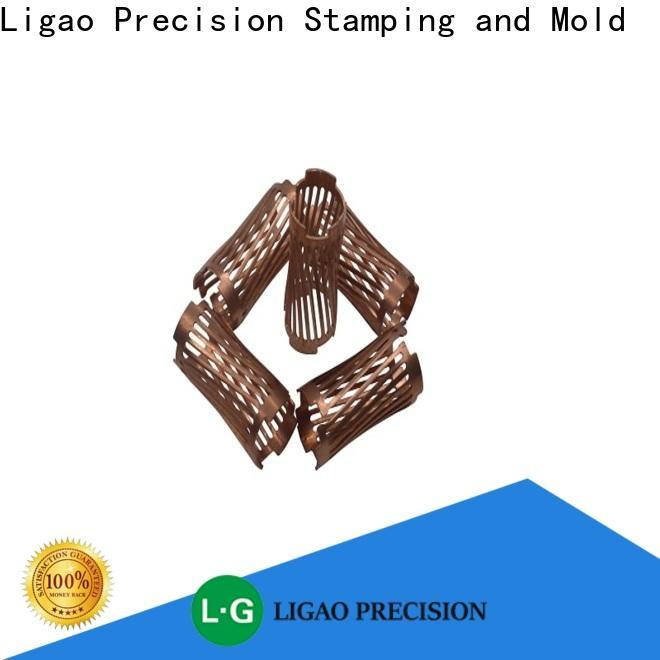 Best custom metal stamping die energy factory for shield cap