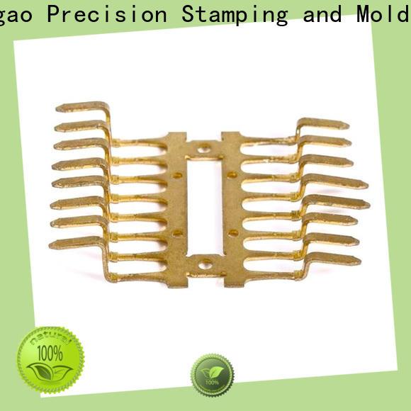 Ligao shrapnel metal stamping parts manufacturers manufacturers for shield case