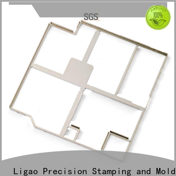 Ligao speed metal stamping industry company for equipment