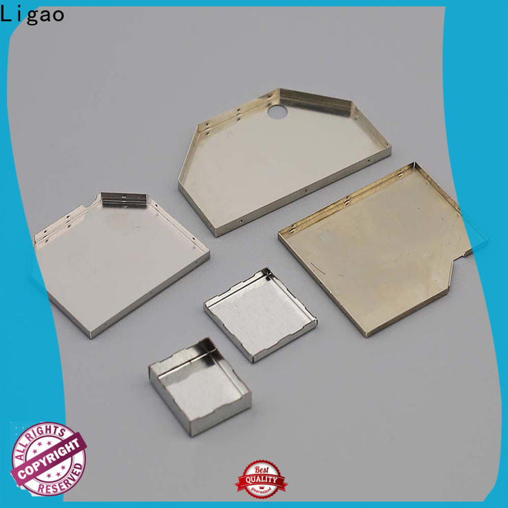 Latest metal stamping plates brass factory for screening can