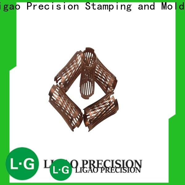 Ligao Best stamping parts factory for shield case