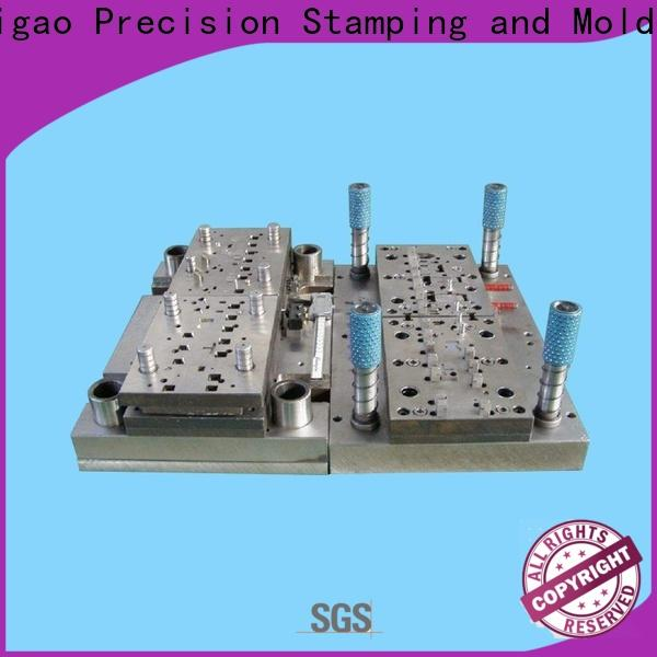 Ligao progressive metal stamping dies factory for EDM machines