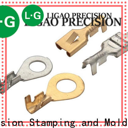 Ligao different metal stamping machine for business for shield cap